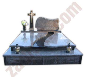 Zaorski - nagrobki grobowce wariant 17