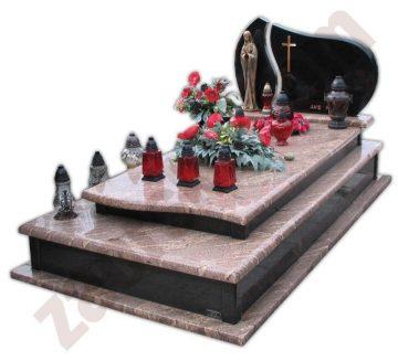 Zaorski - nagrobki grobowce wariant 19
