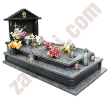 Zaorski - nagrobki grobowce wariant 25