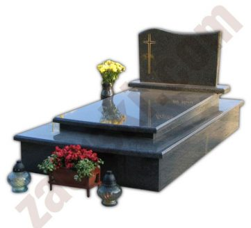 Zaorski - nagrobki grobowce wariant 18