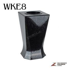 Cmentarzowy wazon zdobiony 17