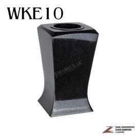 Cmentarzowy wazon zdobiony 19