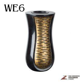 Cmentarzowy wazon zdobiony 6