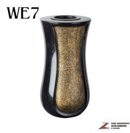 Cmentarzowy wazon zdobiony 7