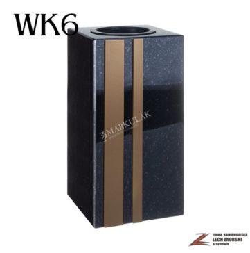 Cmentarzowy wazon kwadratowy 6